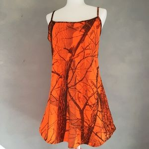 Realtree Intimates & Sleepwear - Hatchie Camouflage Womens Nightgown Orange~ L